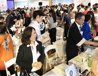 日本の食と酒をPR、1000人超え大盛況 Wismettac Asian Foods